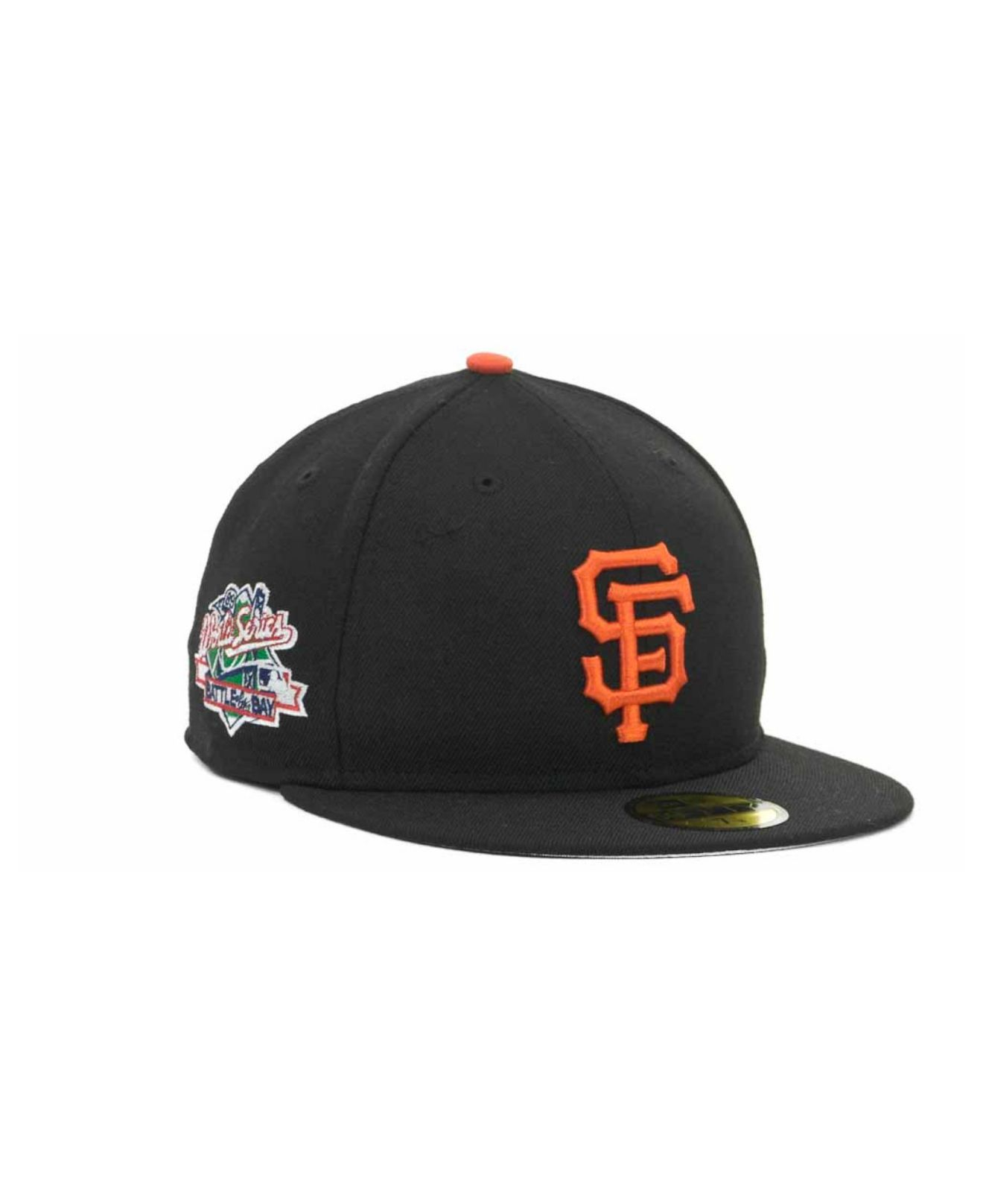 check out 8618e 1ade4 ... all star game patch 59fifty cap 80ba5 192cd  italy lyst ktz san  francisco giants mlb retro world series patch 59fifty a10a7 2b12e
