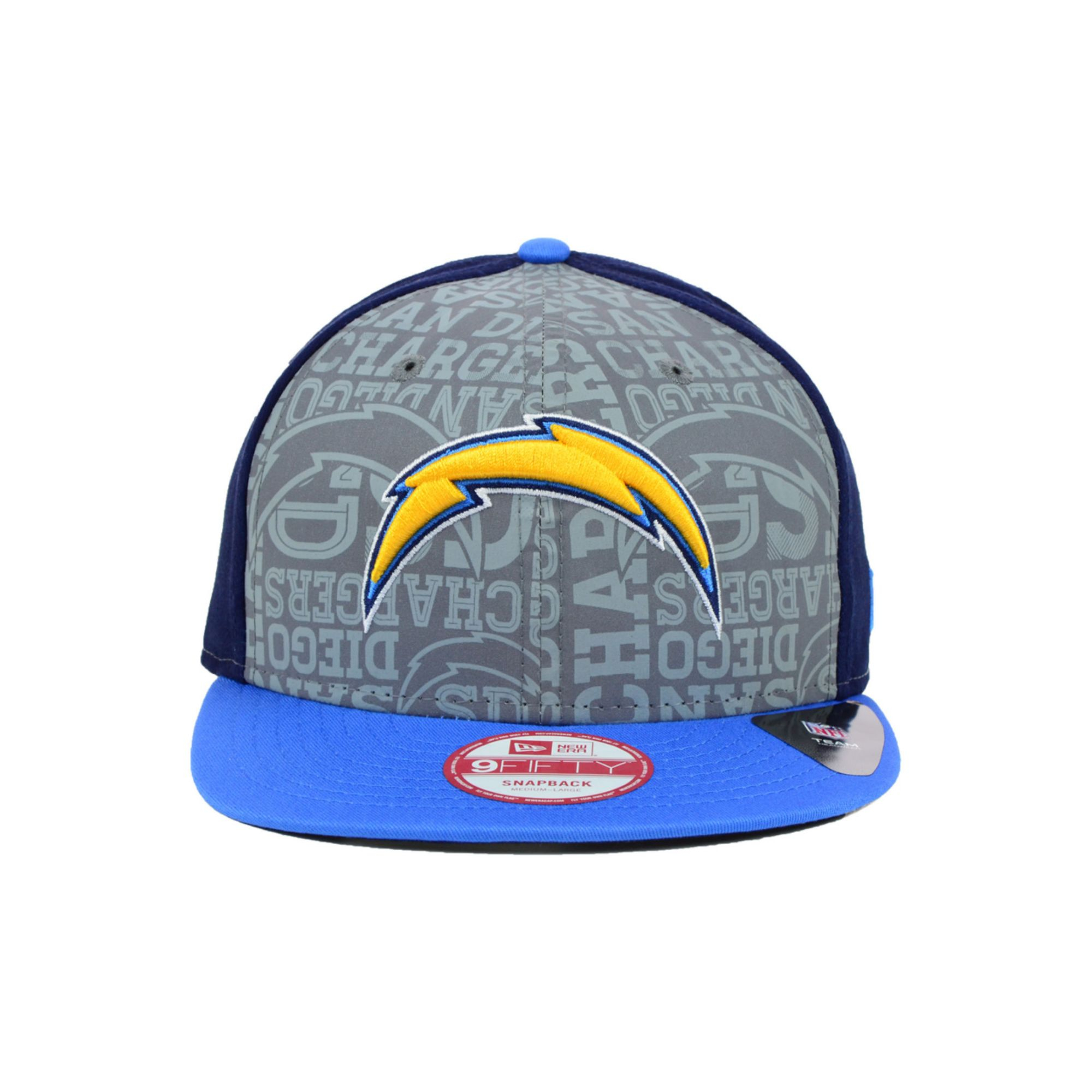 San Diego Chargers Draft: New Era Kids San Diego Chargers Nfl Draft 9fifty Snapback