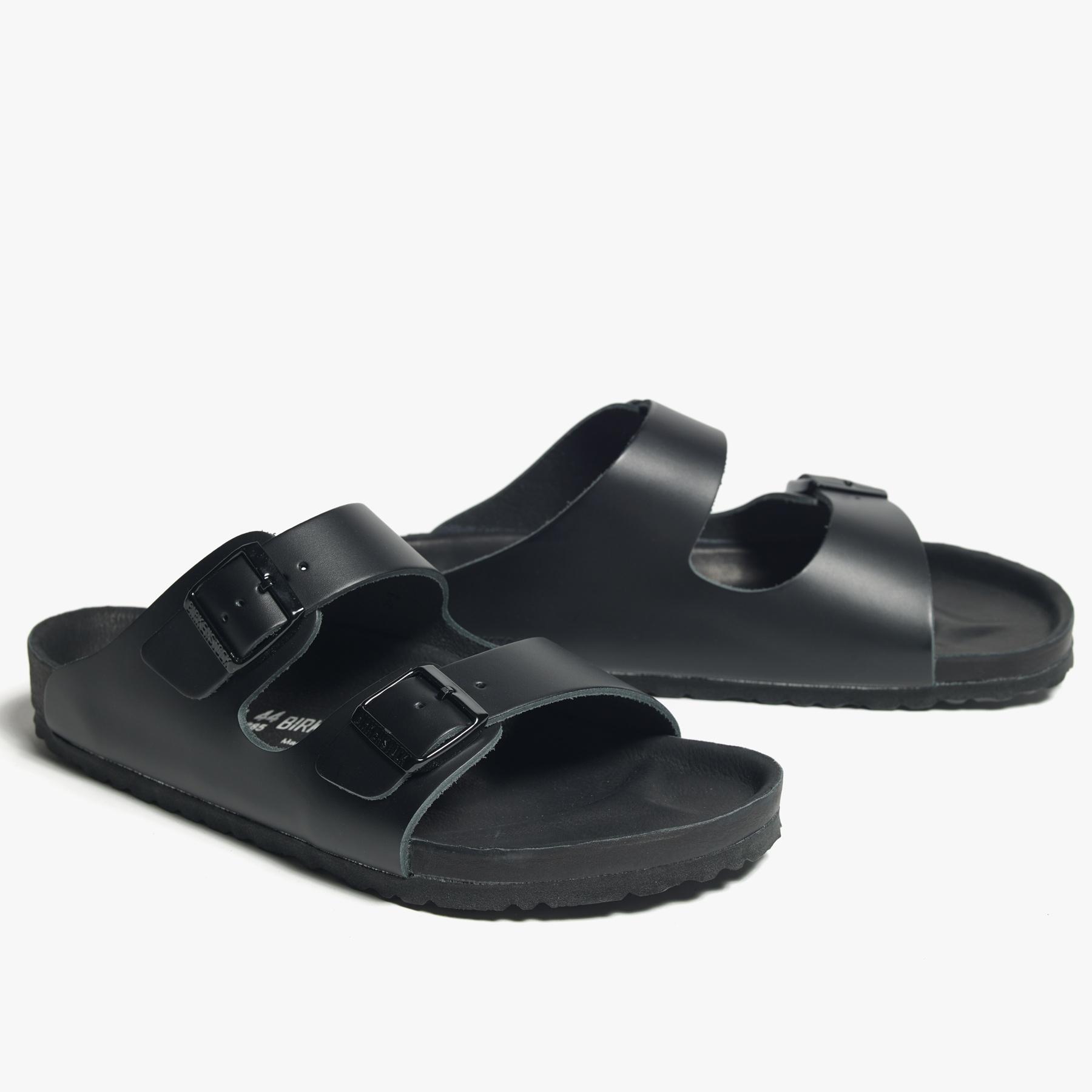 Lyst - James Perse Birkenstock Monterey Leather Sandal - Mens in ... 9f85403aea09