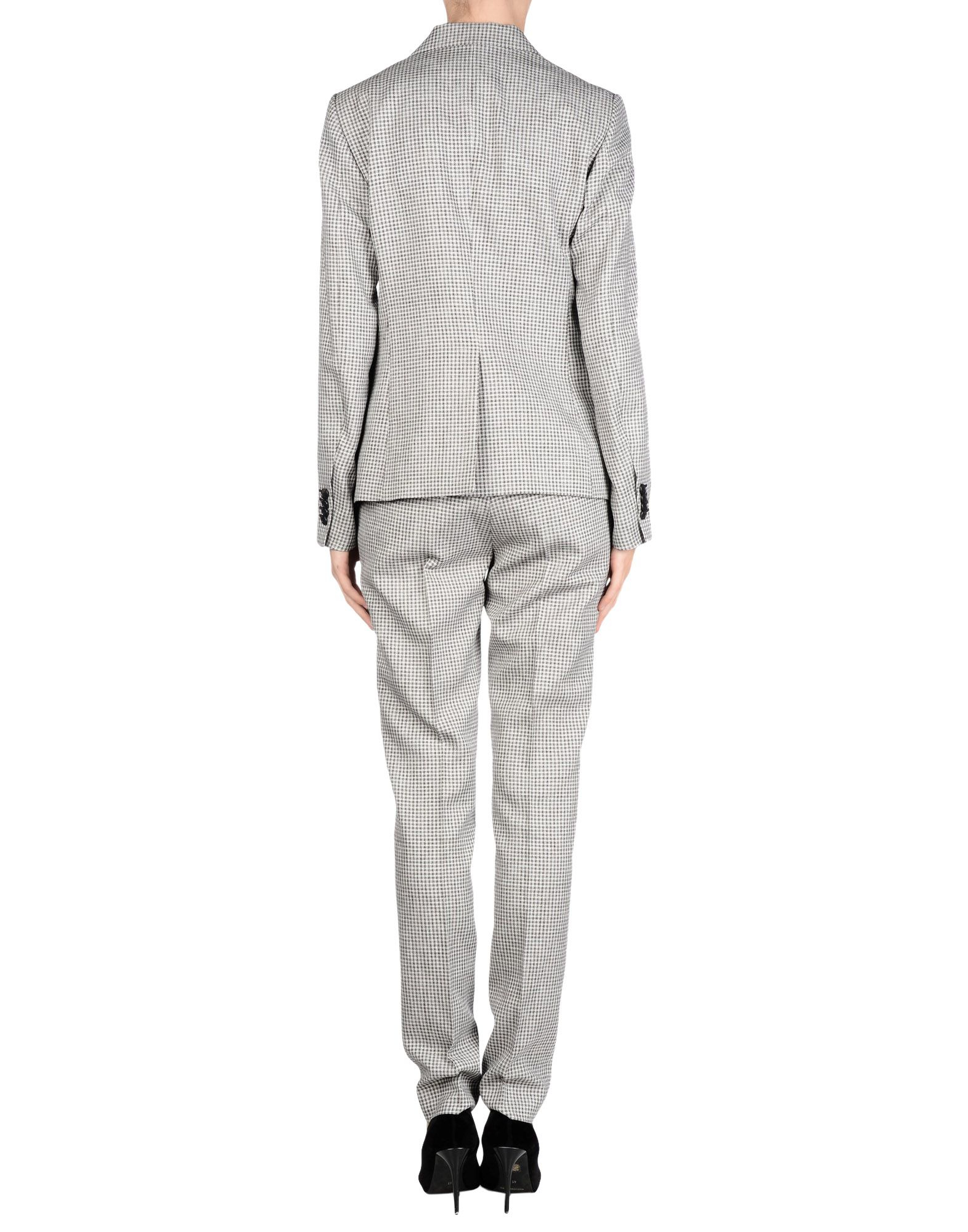 Mauro Grifoni Women S Suit In Gray Lyst