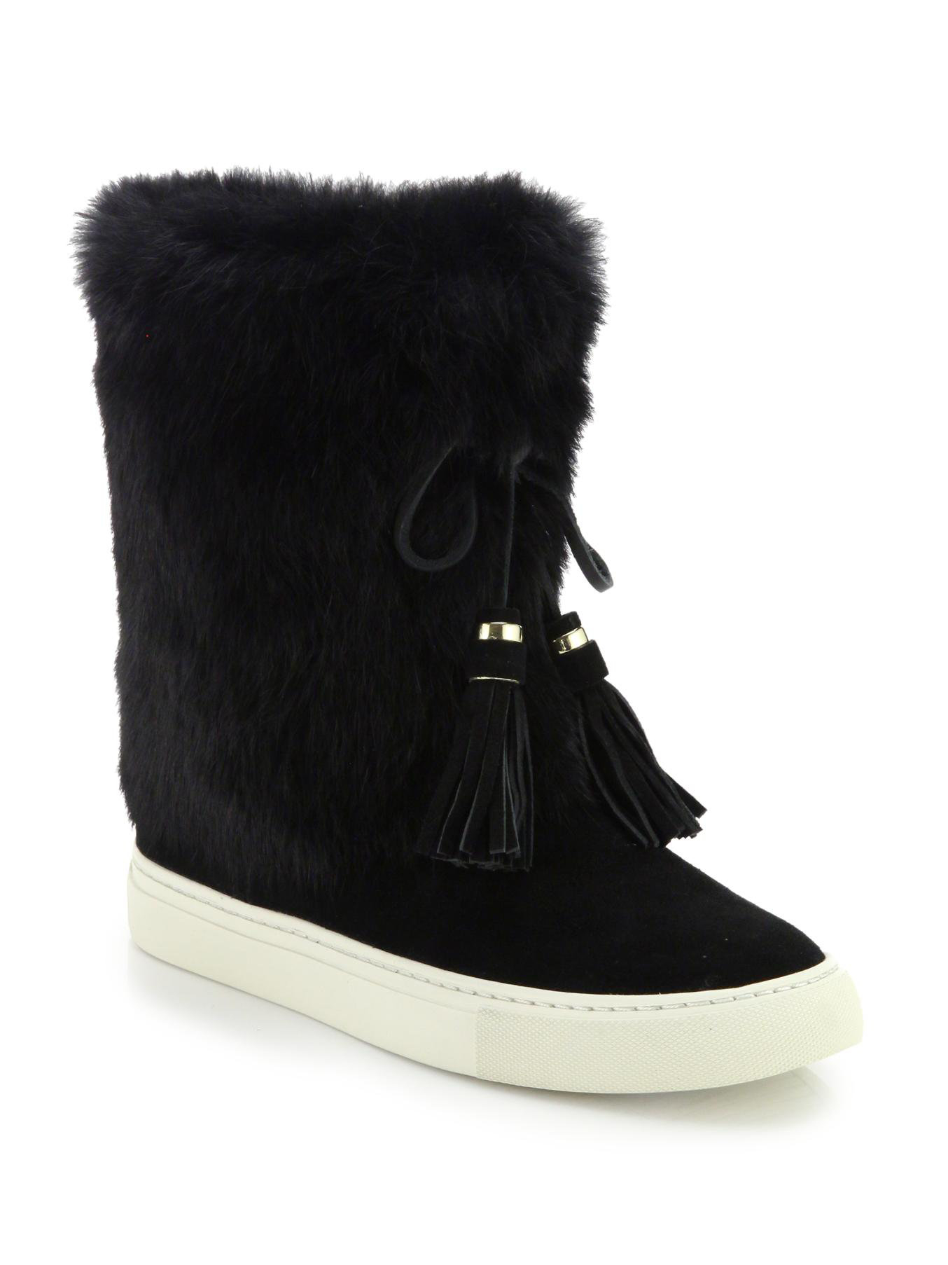 report signature allon boots