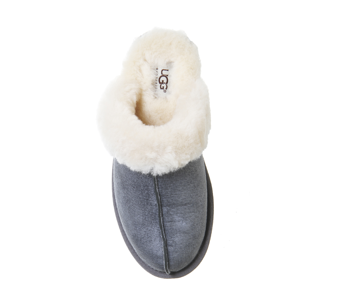 ugg scuffette ii slippers grey