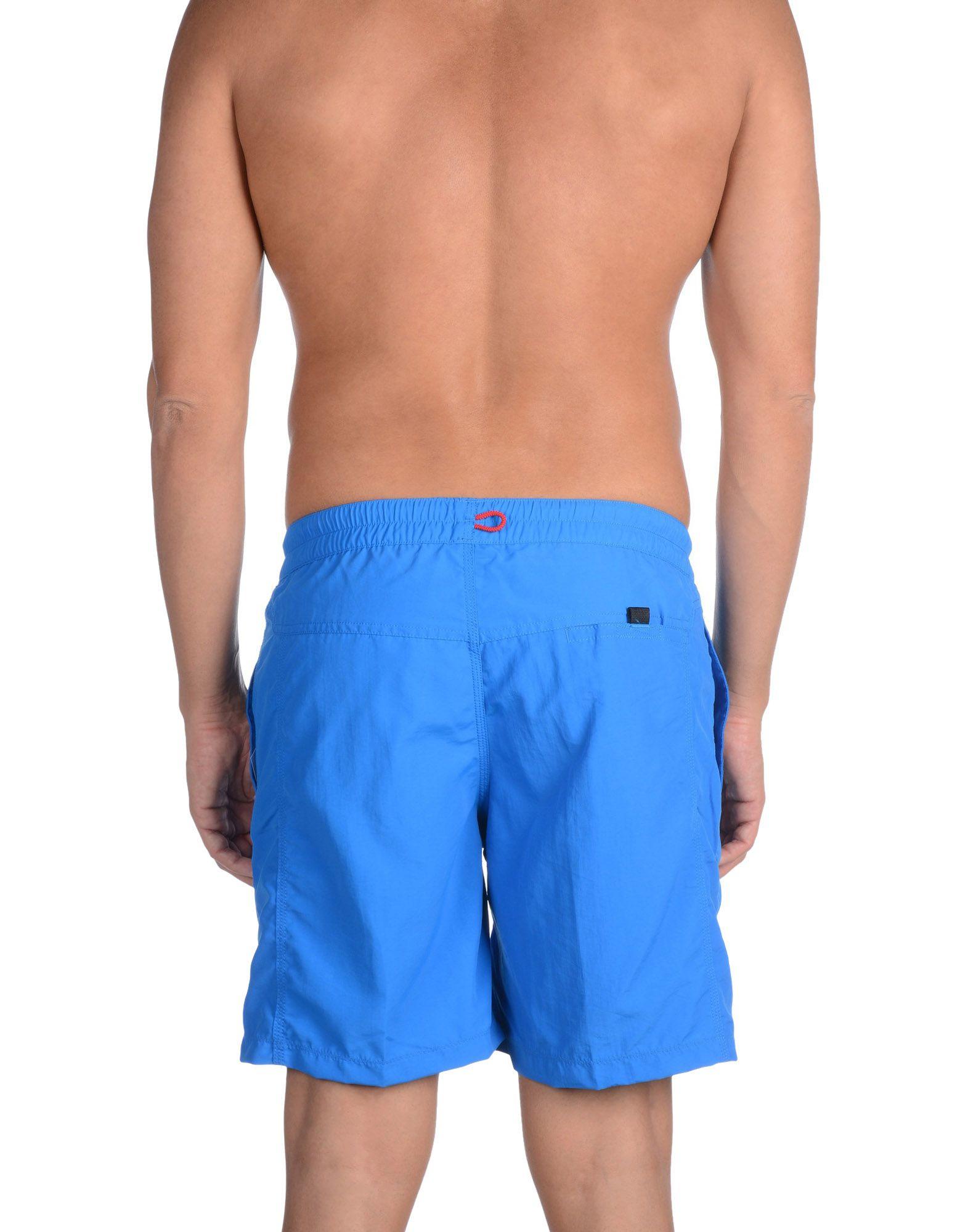020dea13e5 Helly Hansen Swimming Trunk in Blue for Men - Lyst