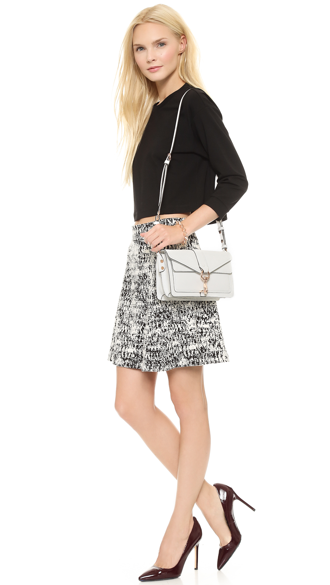 Gallery Previously Sold At Bop Women S Rebecca Minkoff Mini 5