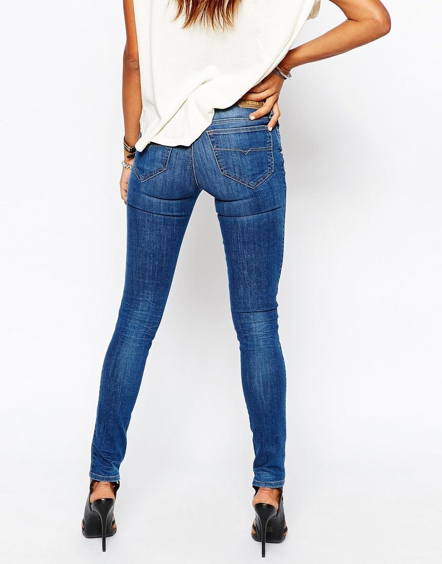 Diesel Mid-rise skinny jeans HAikvx