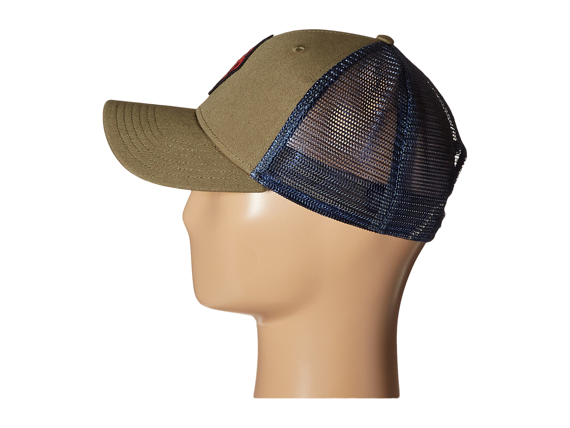 787d3cf84b6 Lyst - Black Diamond Bd Trucker Hat in Natural for Men