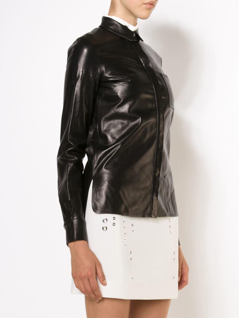 Women S Moto Leather Jacket