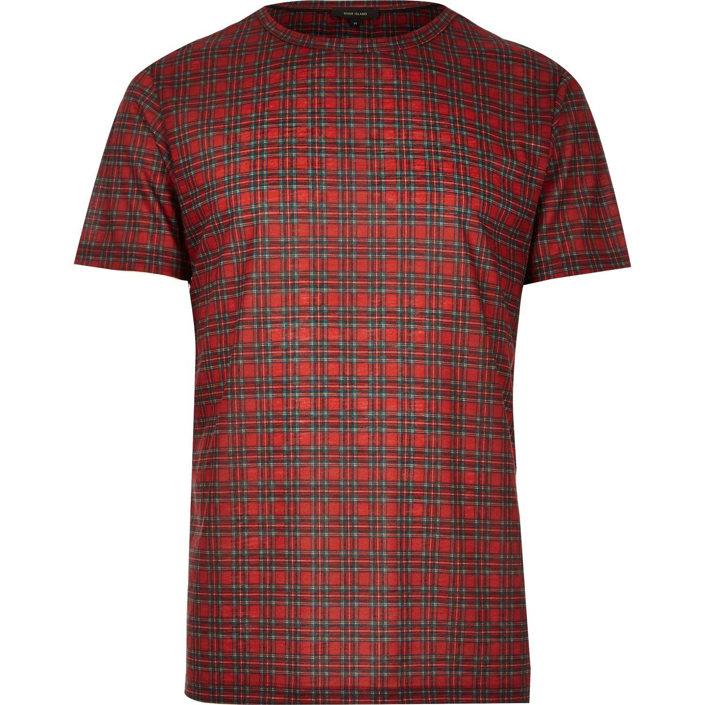 River Island Tartan Shirt