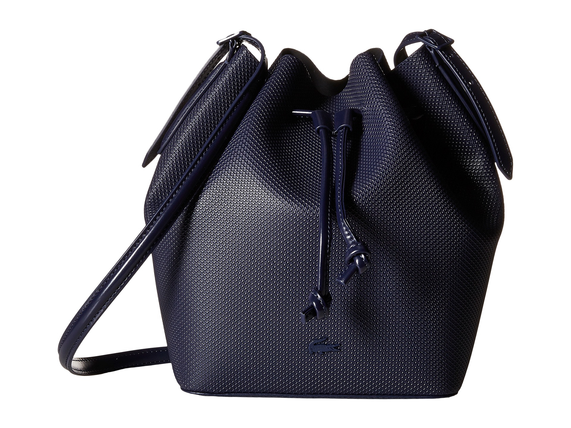 82d13a815 Lyst - Lacoste Bucket Bag