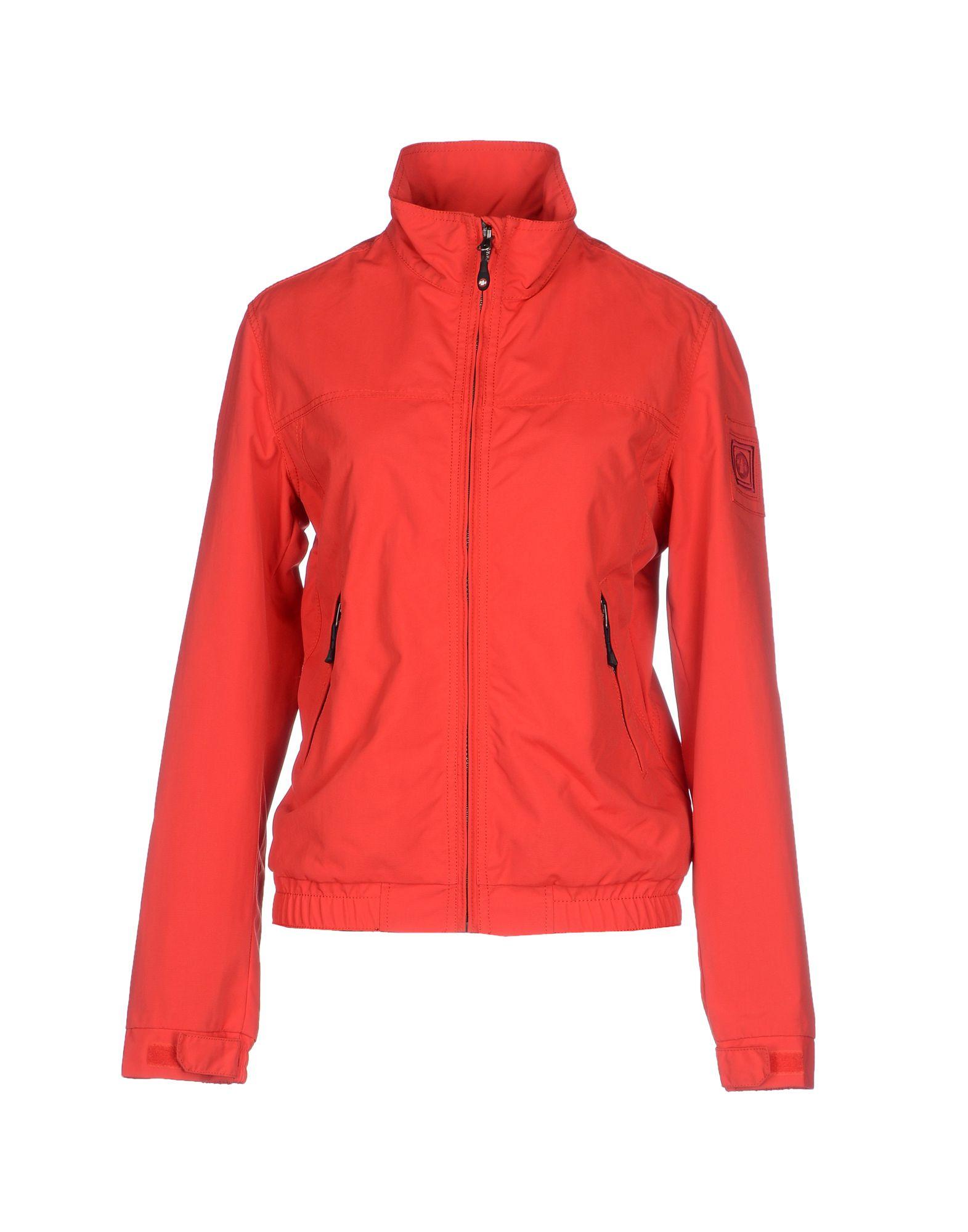 murphy nye jacket in red lyst. Black Bedroom Furniture Sets. Home Design Ideas