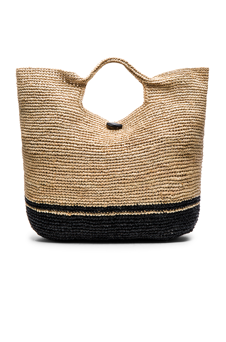 Vitamin a Large Beach Bag in Black | Lyst