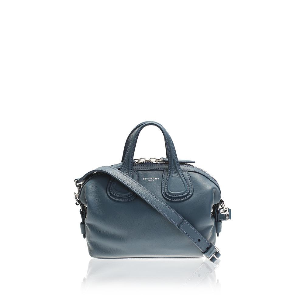 Footaction En Ligne De Nombreux Types De Givenchy Micro Nightingale En Bleu Recommander En Ligne ensoleillement Meilleur Gros ASlNj