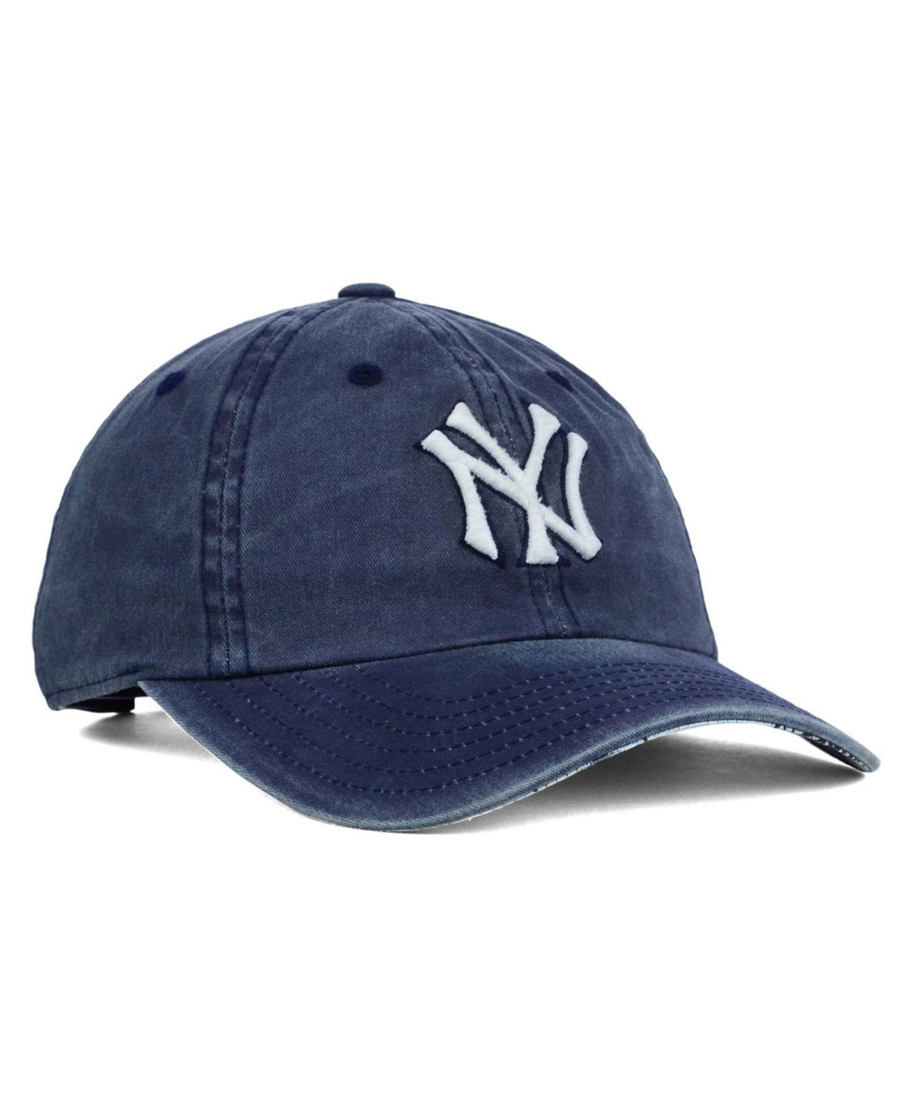 ed46b3bc81c Lyst - American Needle New York Yankees New Raglan Cap in Blue for Men