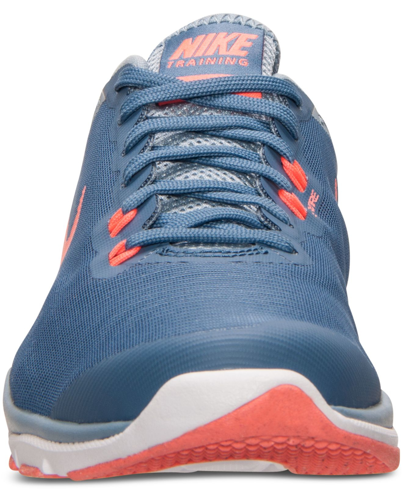 281f12bc92e Lyst - Nike Women s Flex Supreme Tr 4 Training Sneakers From Finish ...