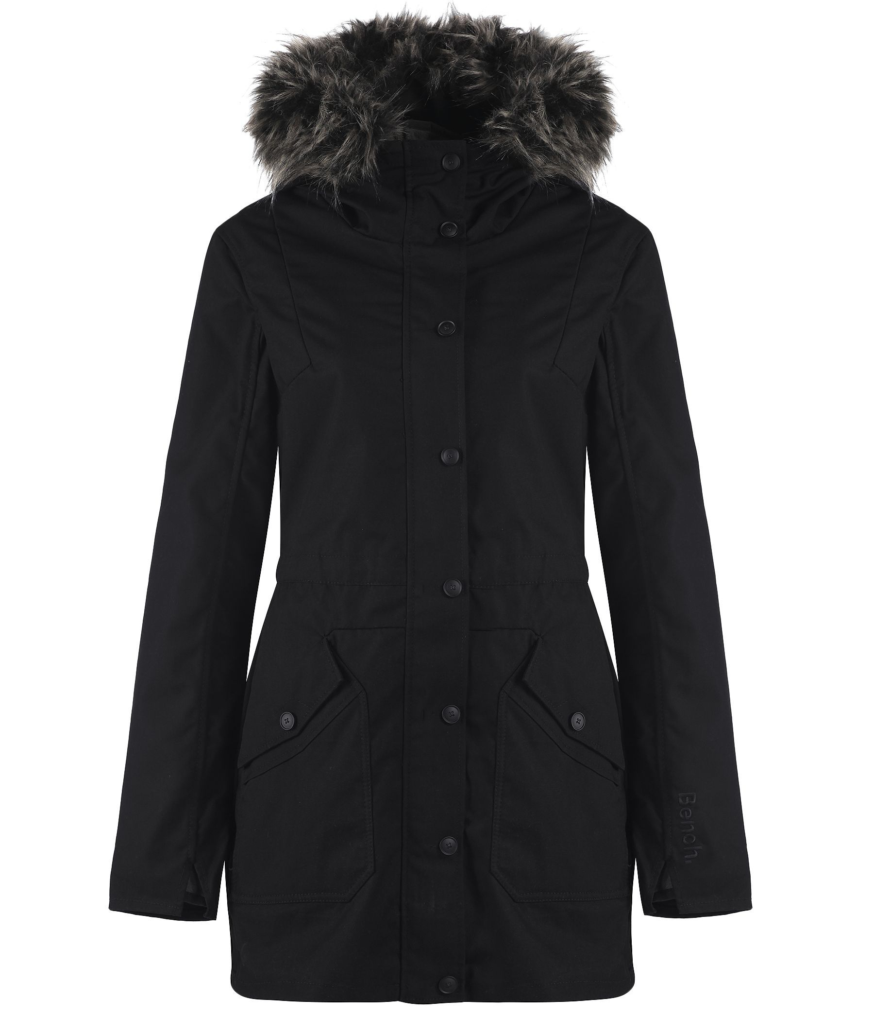 Bench recure 3 in 1 hooded parka jacket