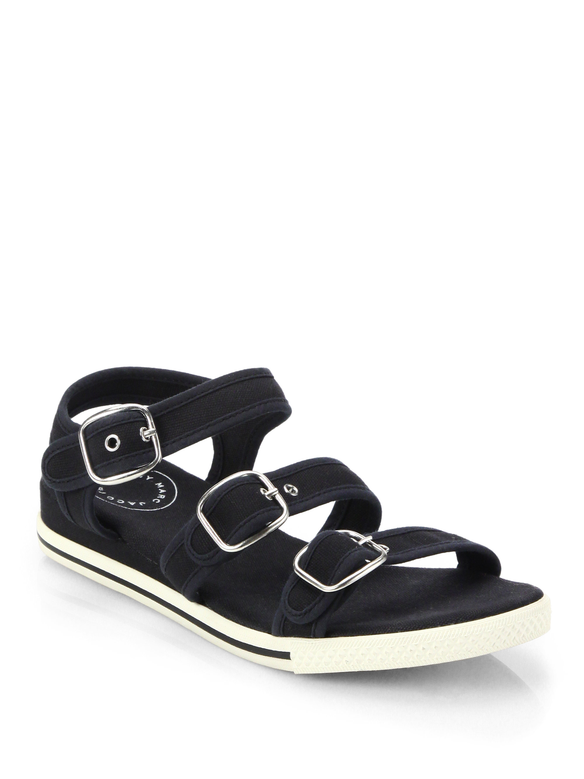 Marc Jacobs Cloth Sandals sWujGHB