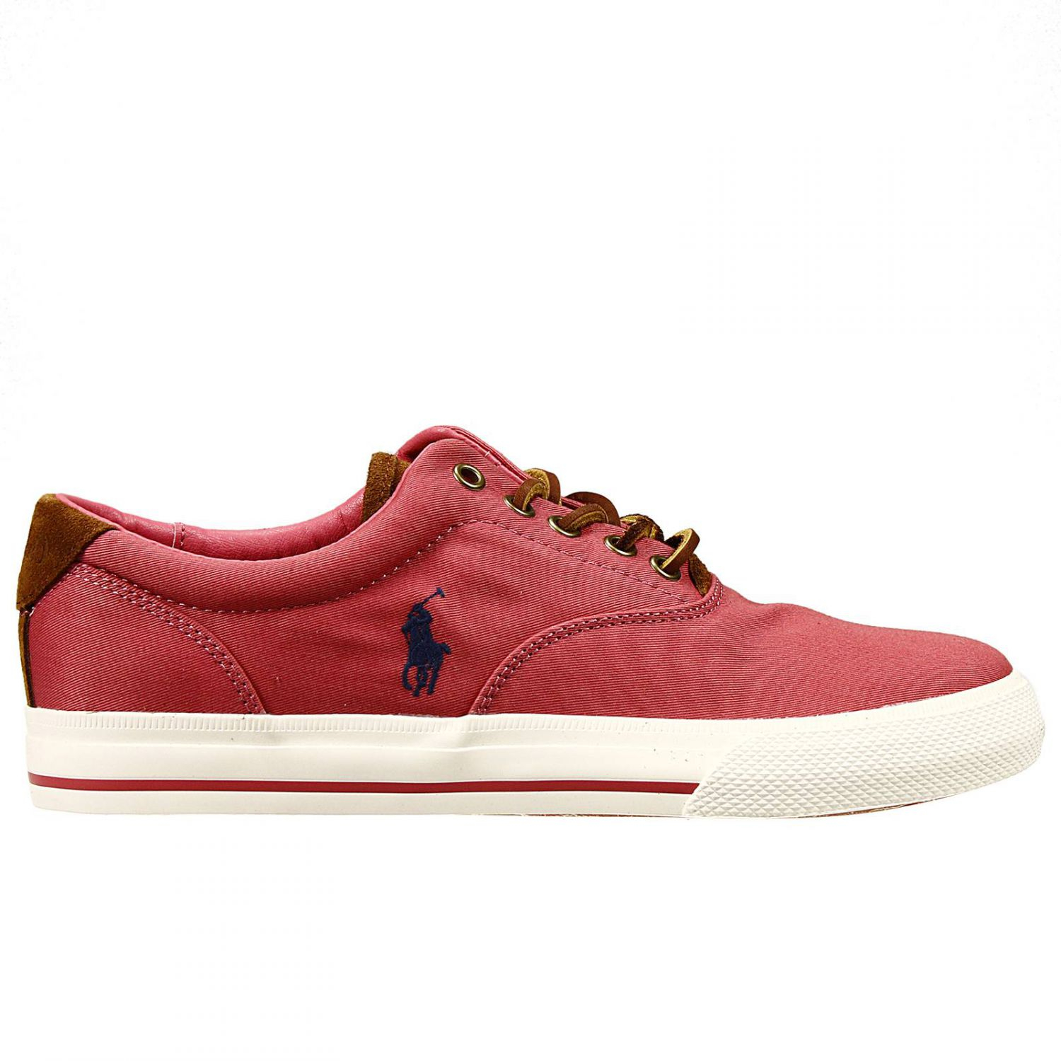 Polo Vaughn Shoes Red