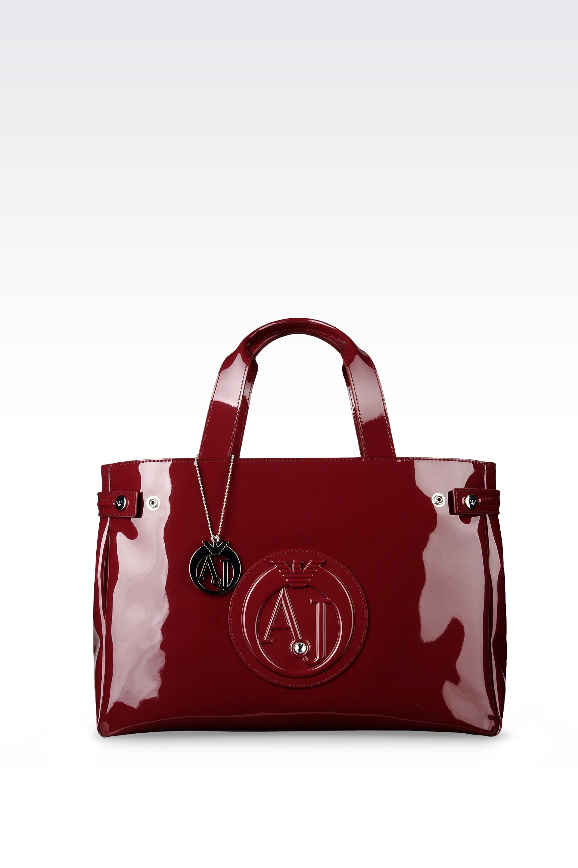 Armani Jeans Shopping Bag in