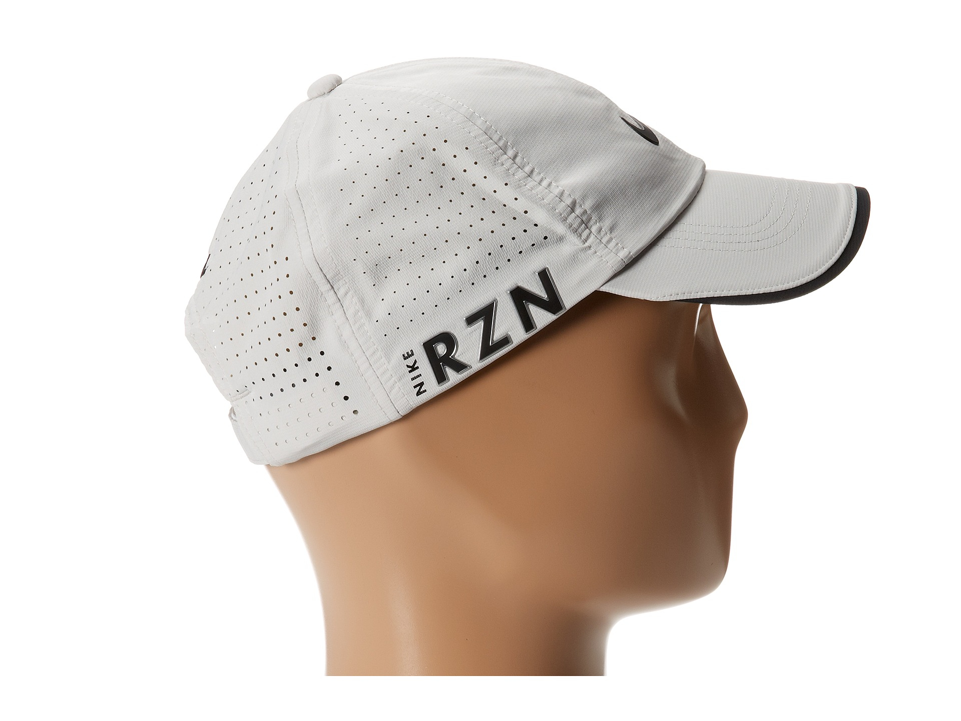 Lyst - Nike Tour Perforated Cap in White for Men f6d3d2c7a6c