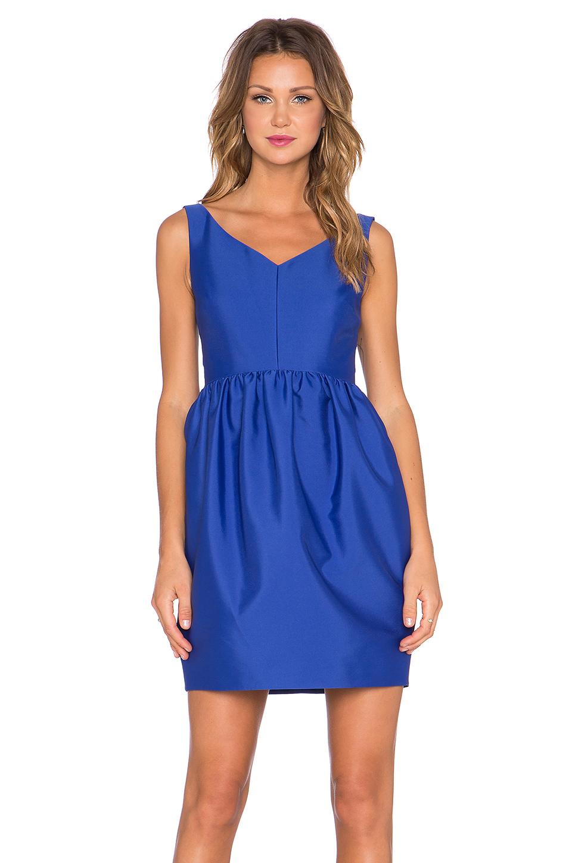095c60078db Lyst - Kate Spade Cupcake Skirt Dress in Blue