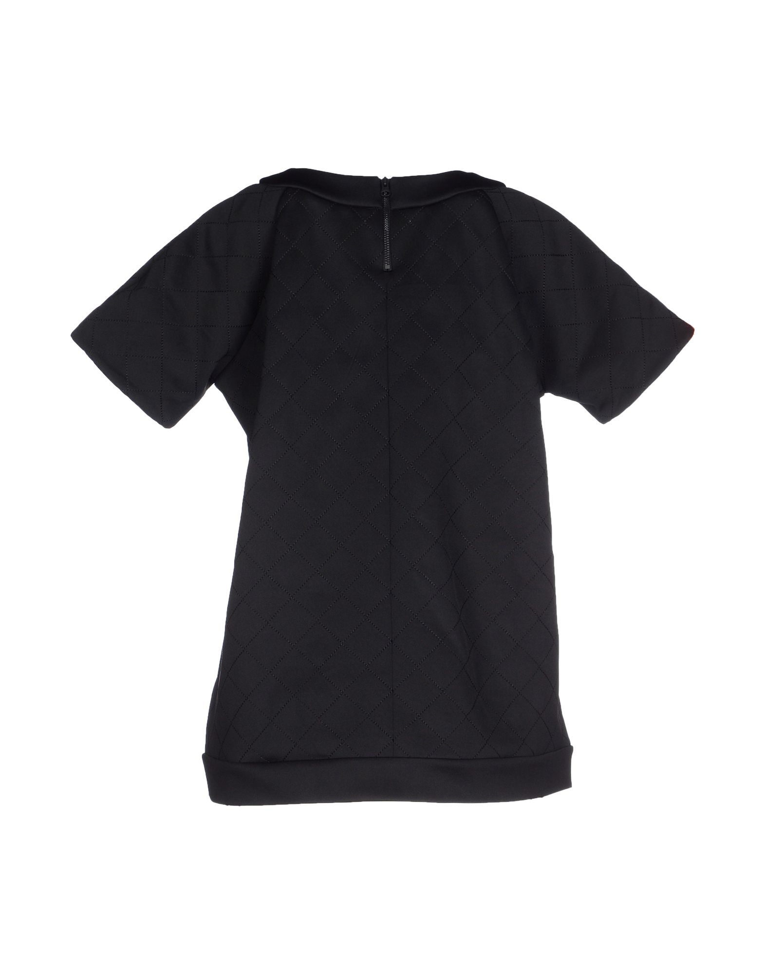 French Connection T Shirt In Black Lyst
