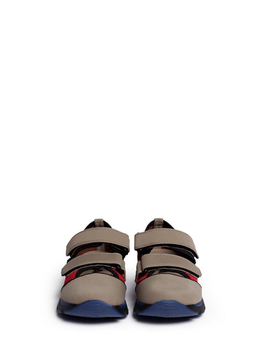 strap sneakers - Multicolour Marni BQdePy