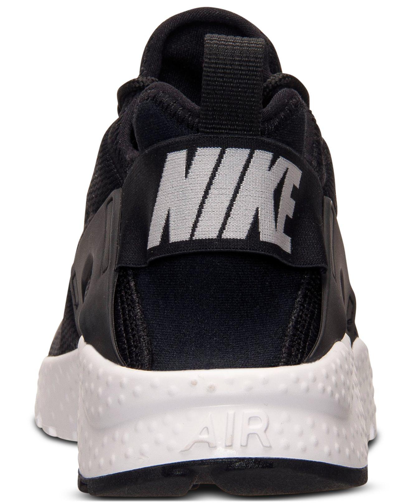 a5e26f7cb25 Lyst - Nike Women s Air Huarache Run Ultra Running Sneakers From ...