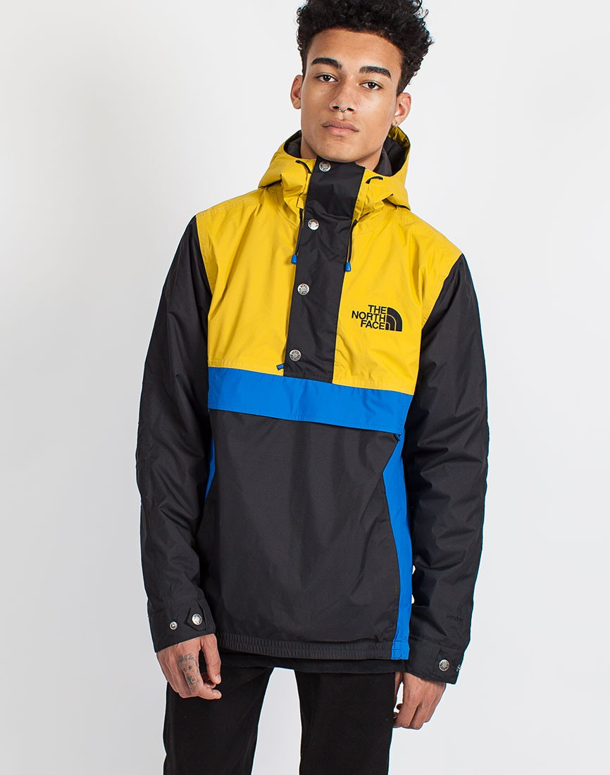 Lyst The North Face Rage Mountain Anorak In Gray For Men