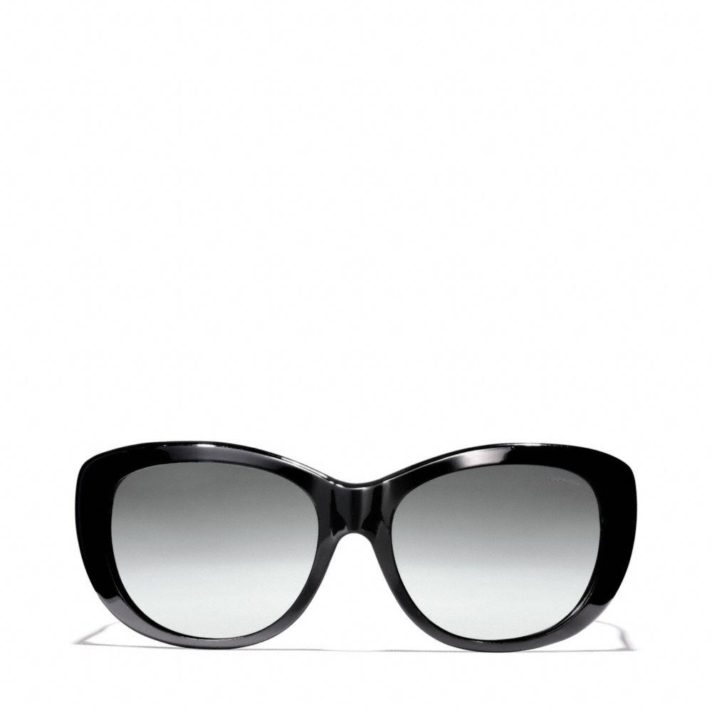 cfb07d58336d1 ... purchase lyst coach darcy polarized sunglasses in black 83905 e6e55