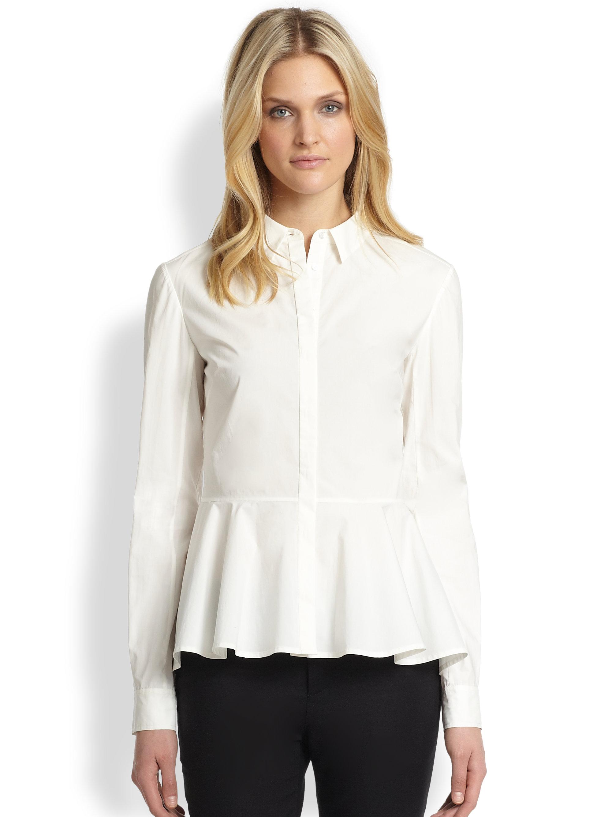 Jean Shirts Women