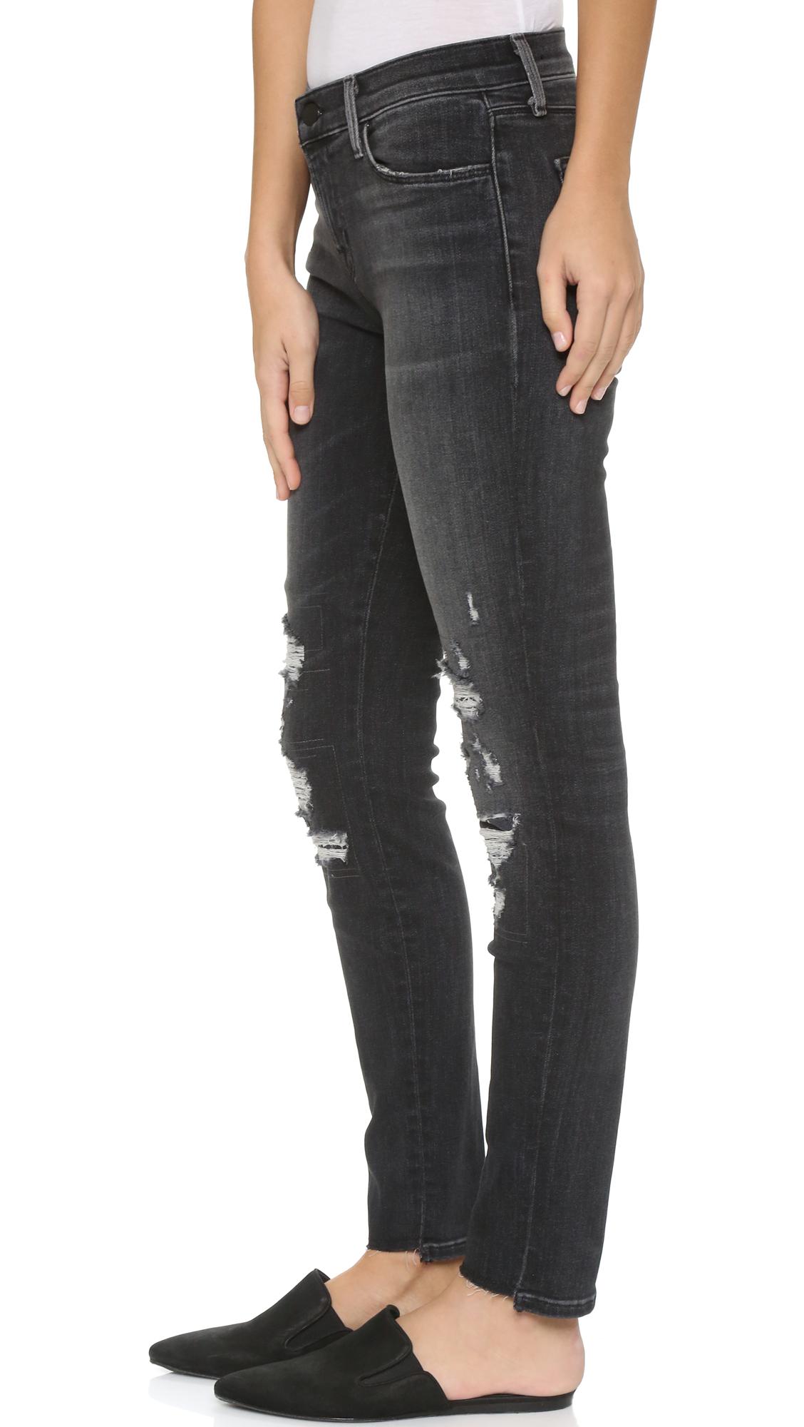 J brand 811 mid rise skinny jeans ink