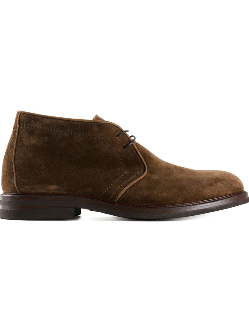 Free Shipping Cheap Quality Desert boots navy Brunello Cucinelli Outlet Inexpensive Cheap Inexpensive Cheap Low Shipping CrwFEB