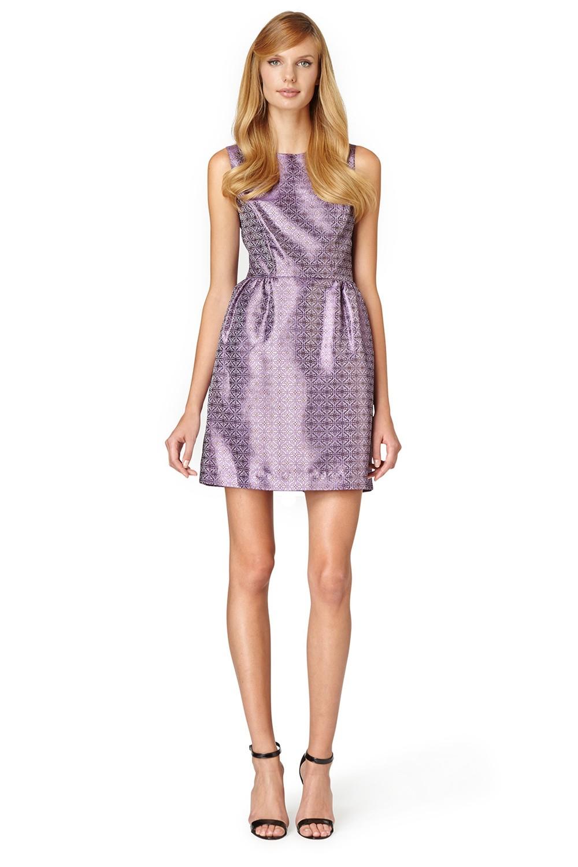 Erin Fetherston Winnie Dress In Purple Lyst