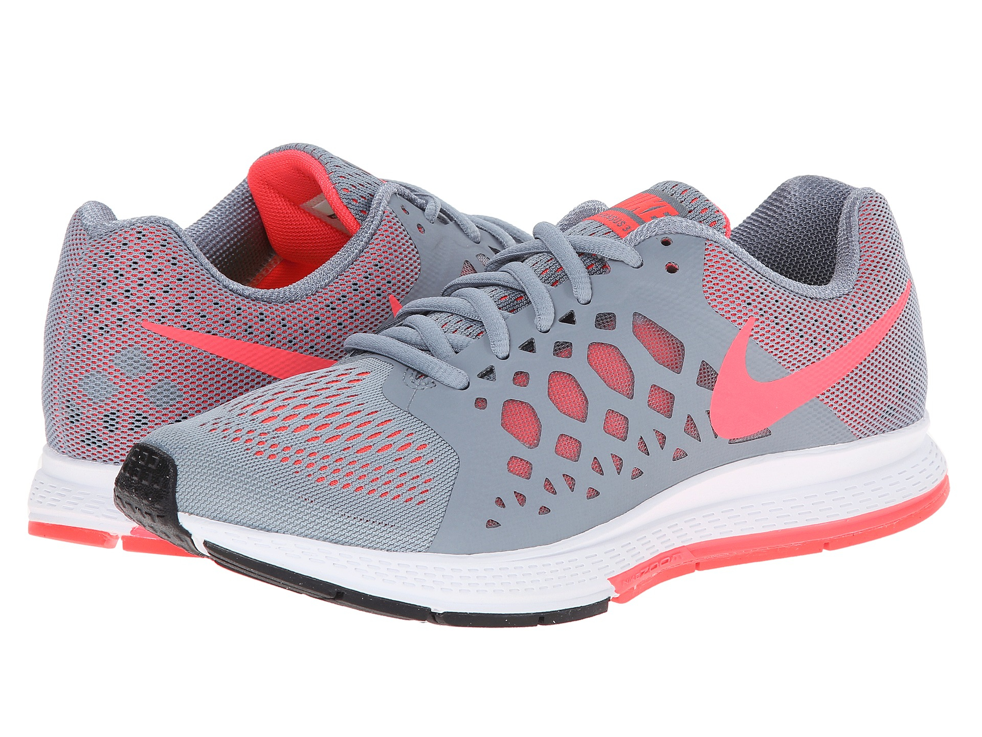 23066c3cbce8 ... Lyst - Nike Zoom Pegasus 31 in Gray ...