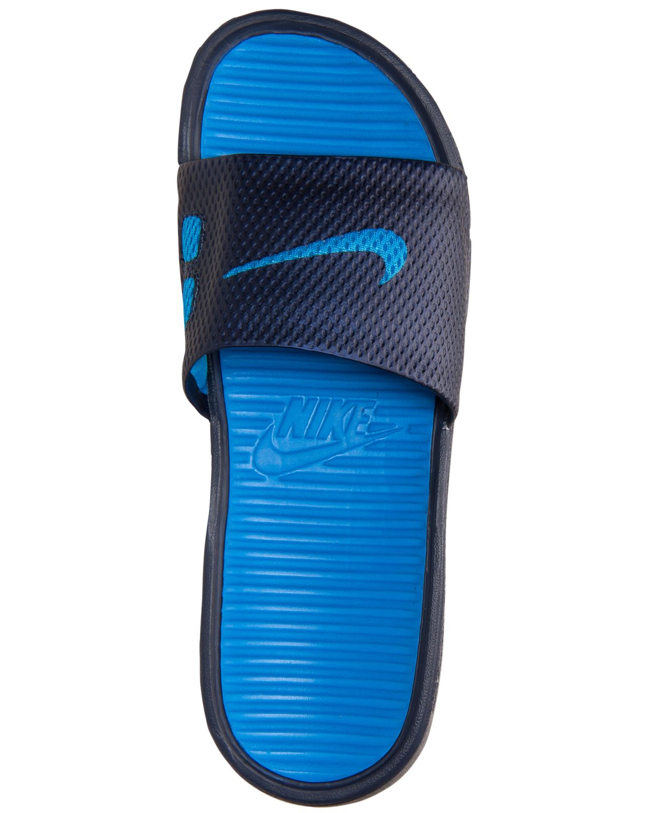 Lyst Nike Men S Benassi Solarsoft Slide Sandals From