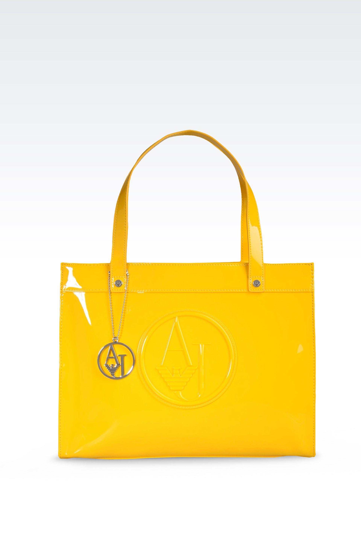 1fd086b1e773 ... Armani Jeans Handbags Black Eco Patent Leather Large Tote Bag (12.220   best price a644c 459c4 Gallery. Womens Lanvin Trilogy Womens Trapeze Bags  .. ...