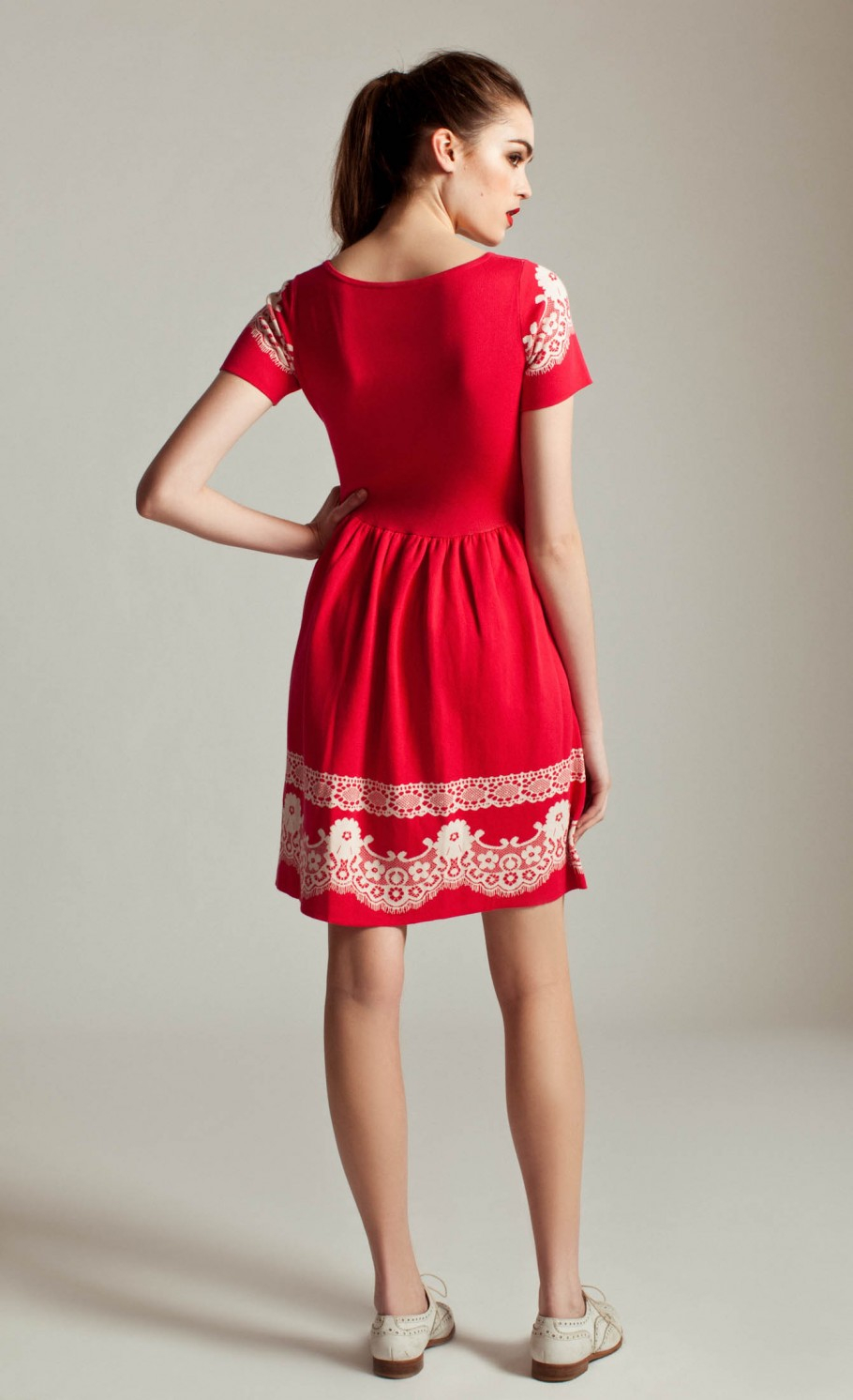 Lyst Alice By Temperley Wisp Dress In Red