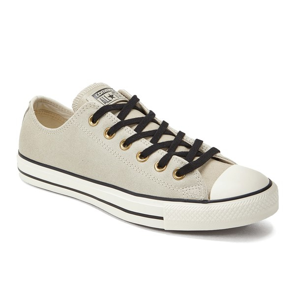 Converse Beige Leather