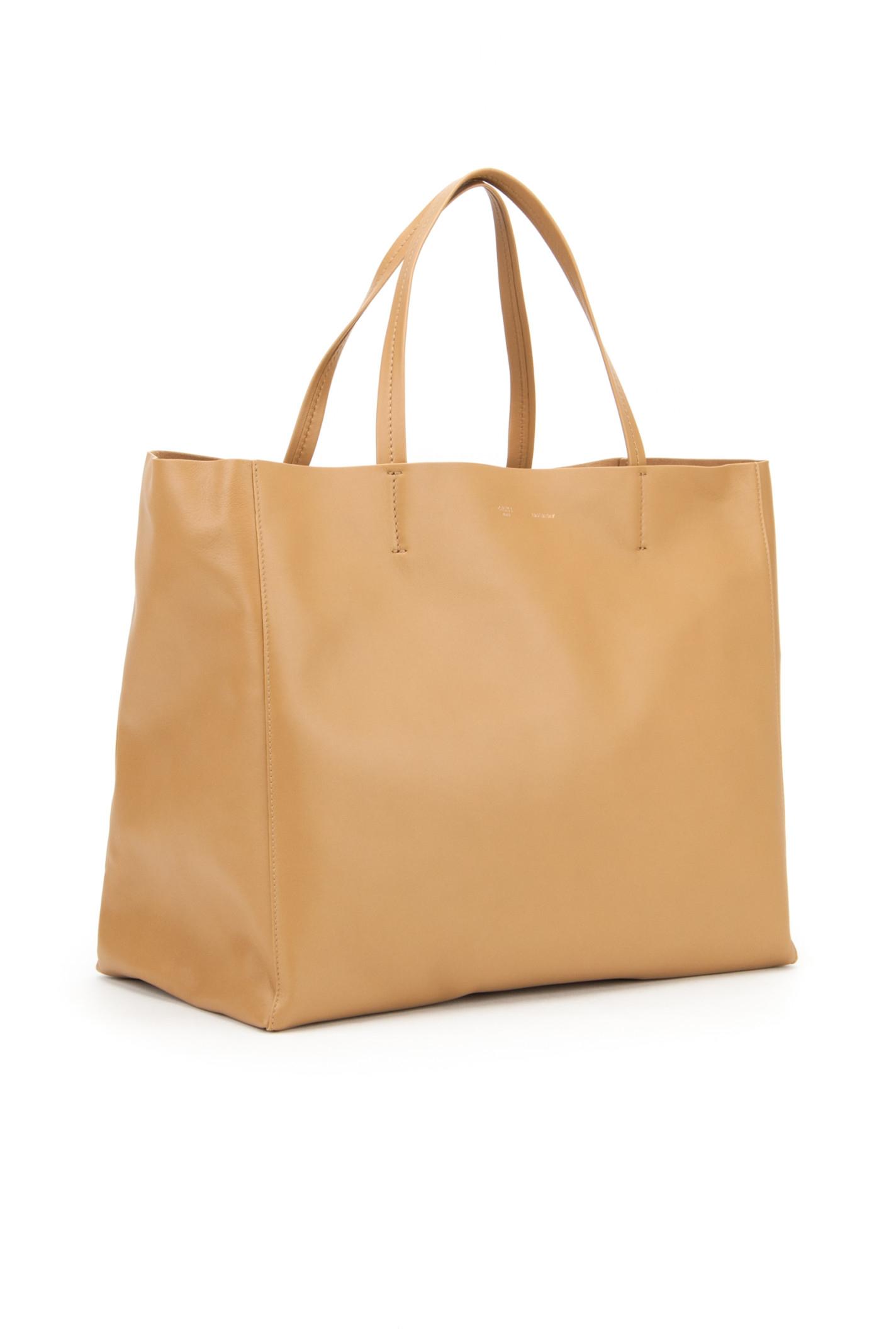 C¨¦line Horizontal Bag in Beige (CAMEL) | Lyst