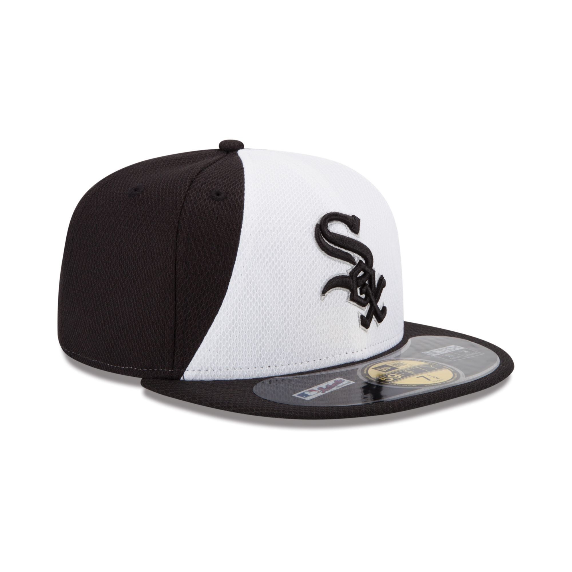 size 40 b8298 80c64 KTZ Chicago White Sox All Star Game Patch 59fifty Cap in Black for ...