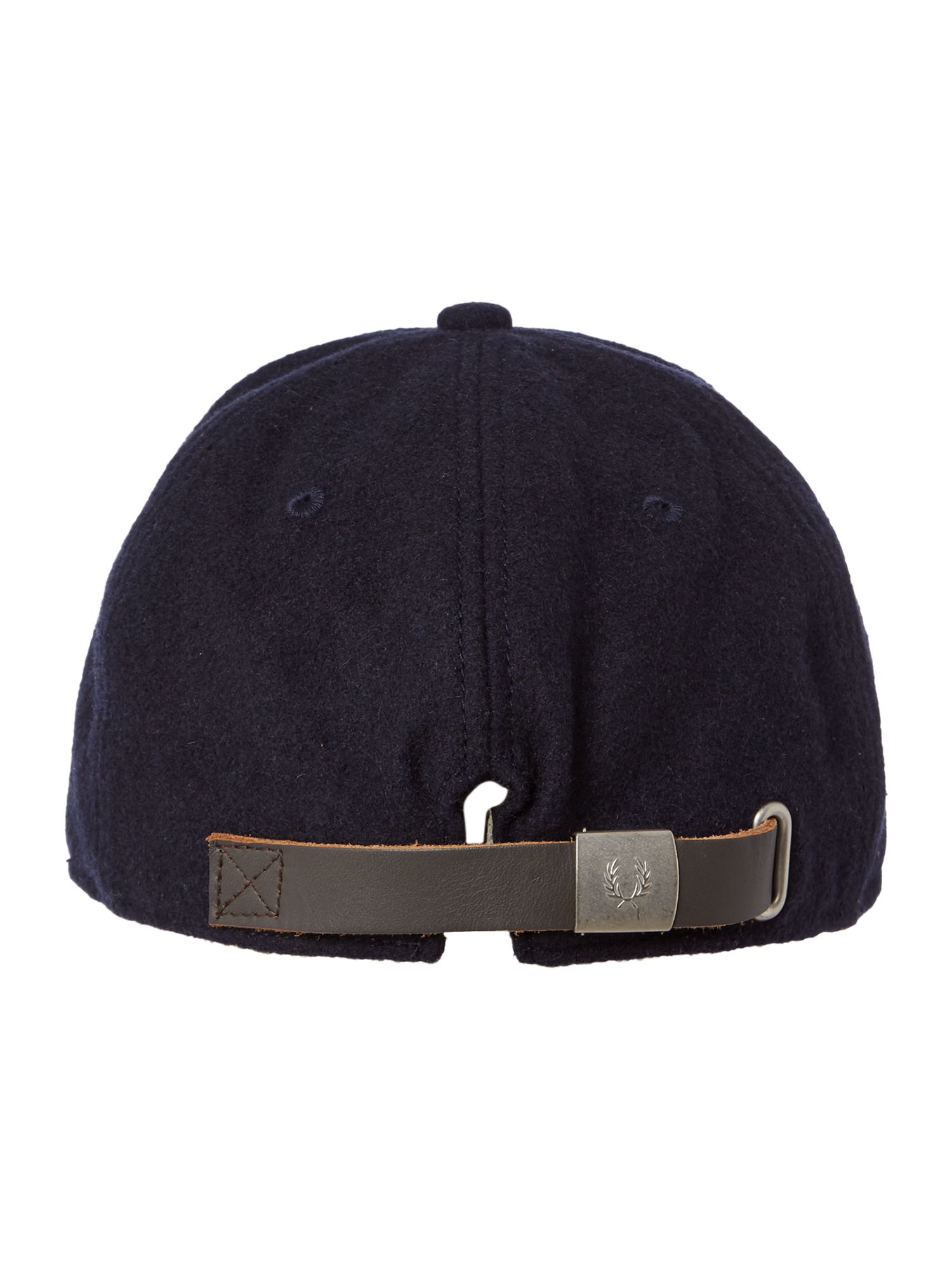 fred perry baseball cap in blue for men lyst. Black Bedroom Furniture Sets. Home Design Ideas