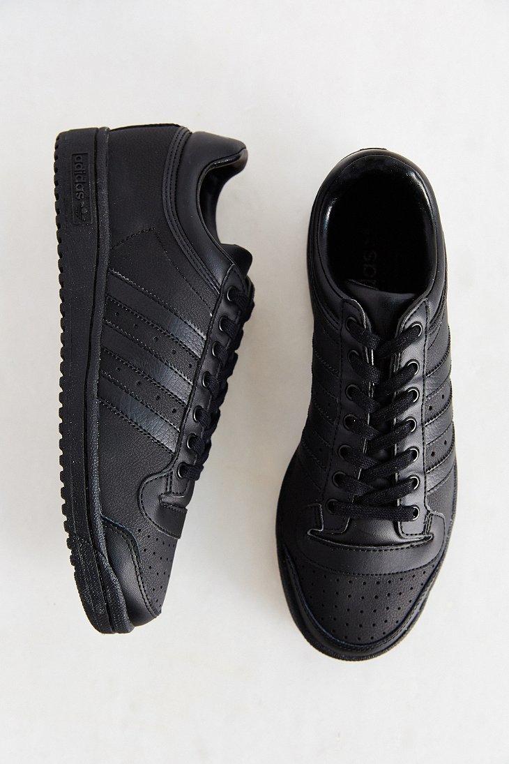 b4005efc506 Lyst - adidas Originals Originals Top Ten Low Sneaker in Black