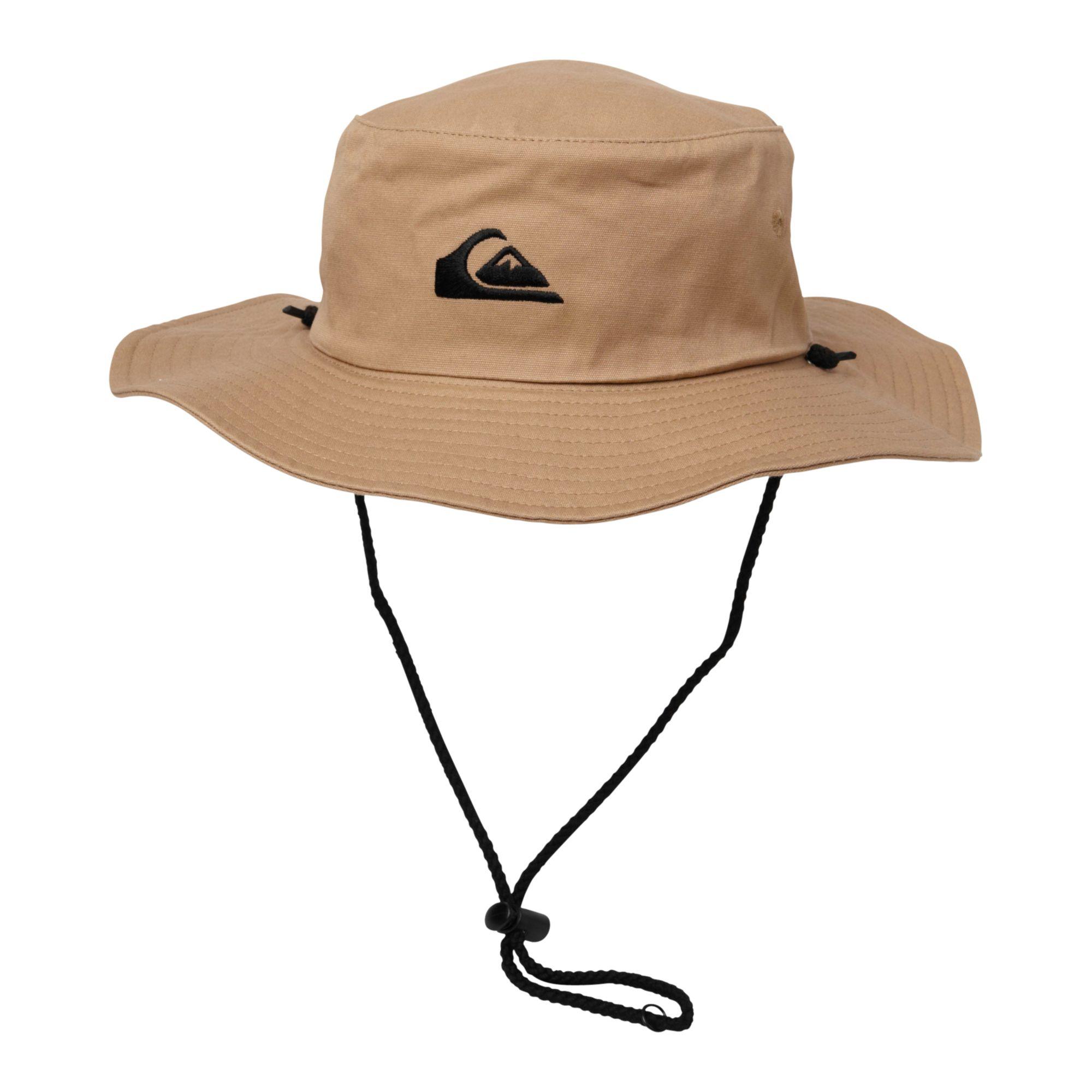 37652a964ec26 ... 50% off lyst quiksilver bushmaster hat in natural for men 4d2b6 f767a