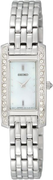 Seiko Women'S Stainless Steel Bracelet 16Mm Sujg53 - A Macy'S Exclusive in Silver (steel)