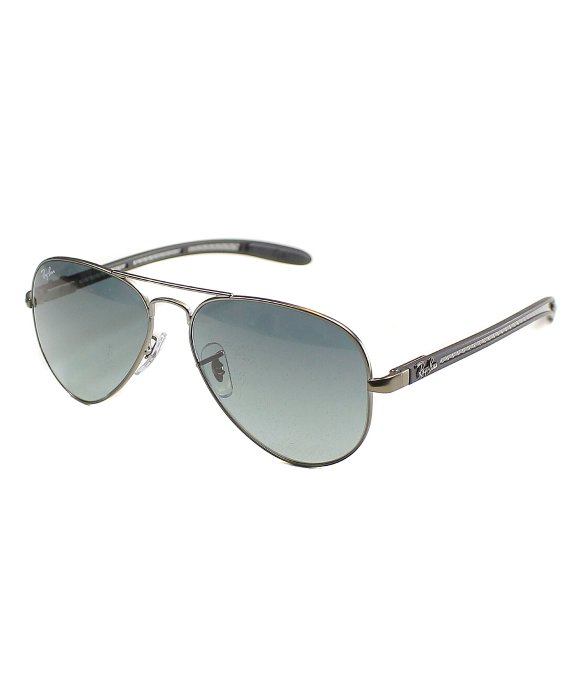 40b782d7a3 Ray-Ban Ray Ban Rb8307 Aviator Carbon Fibre 029 71 Metal Sunglasses ...