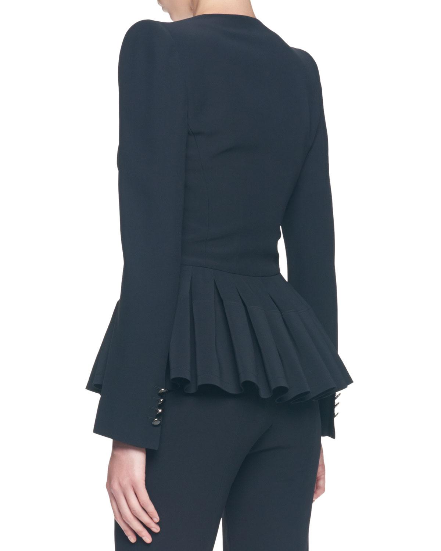 Black Jean Jacket For Women