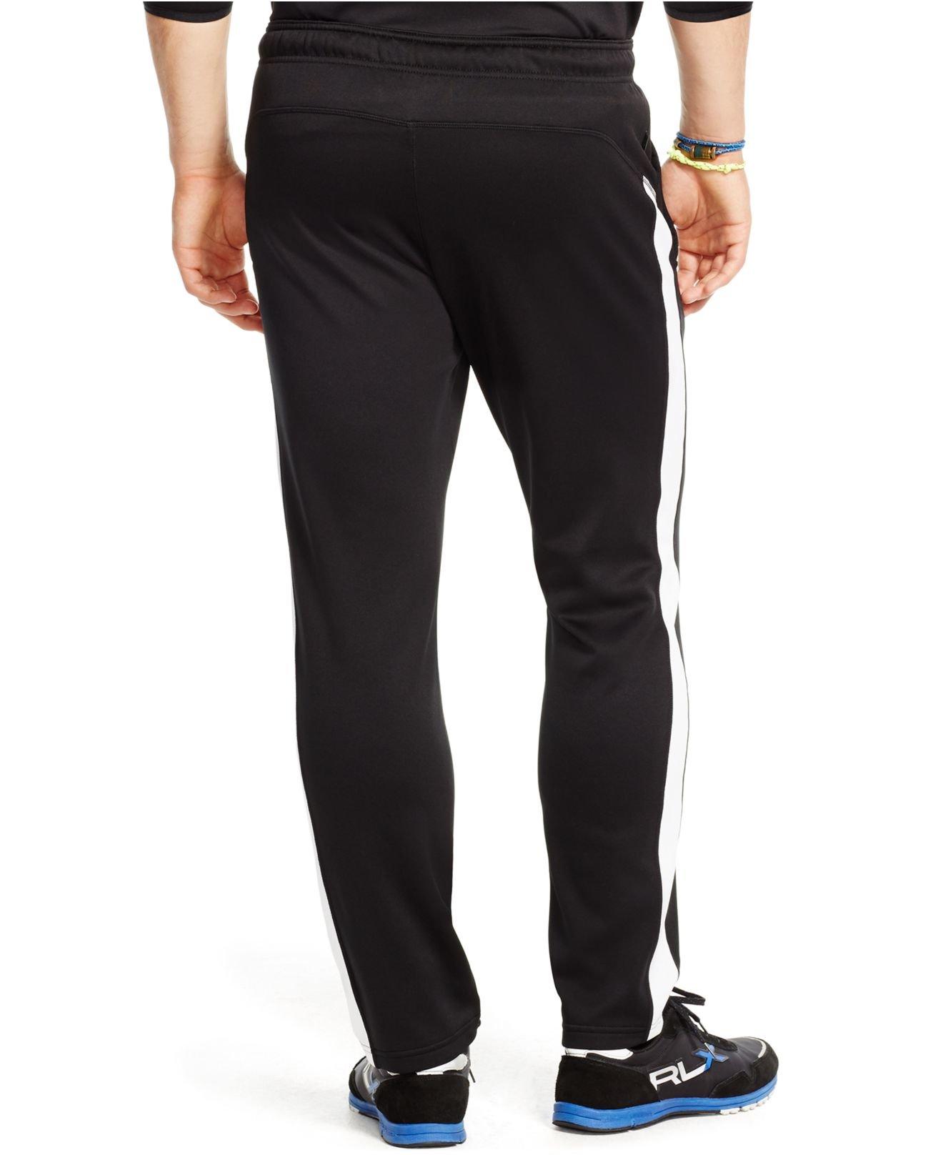 191f39491d4e Lyst - Polo Ralph Lauren Tech Fleece Pants in Black for Men
