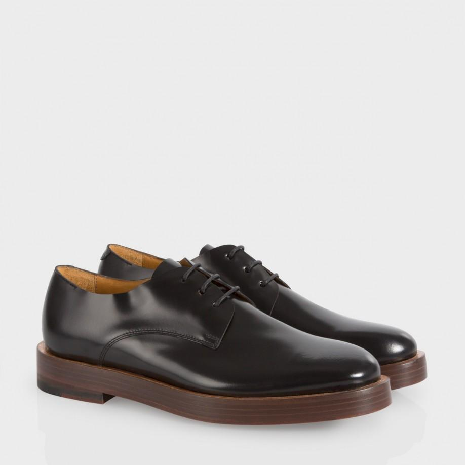 Brush Off Leather Shoes
