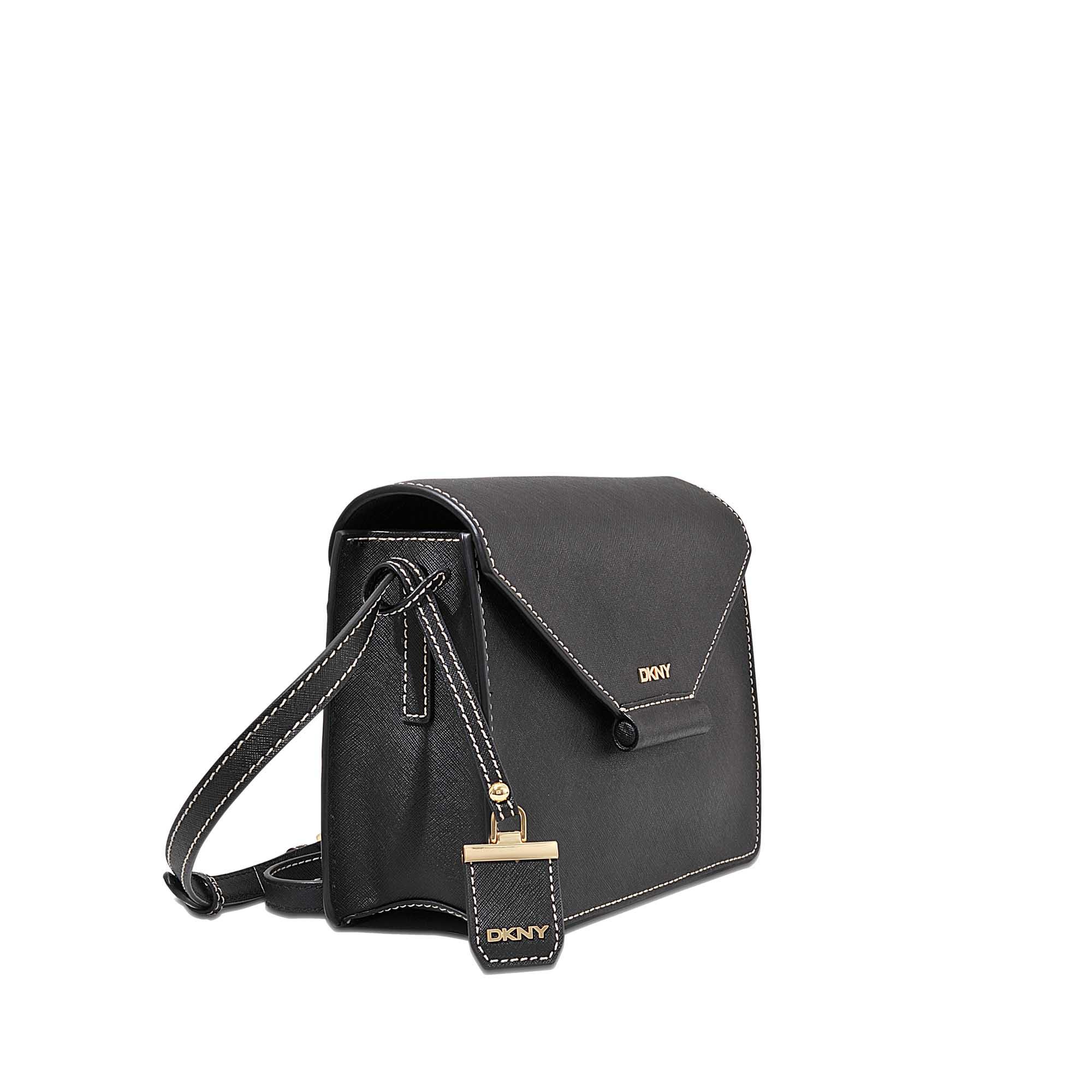 Bryant flap cross body bag - Black DKNY 6FyWoZYl