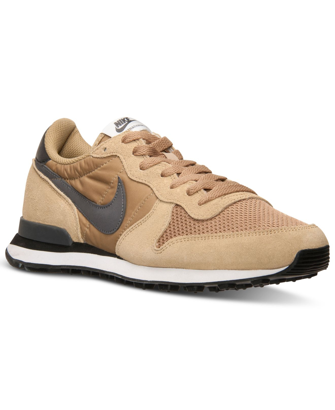 1ac75a3a01c64d Lyst - Nike Men s Internationalist Casual Sneakers From Finish Line ...